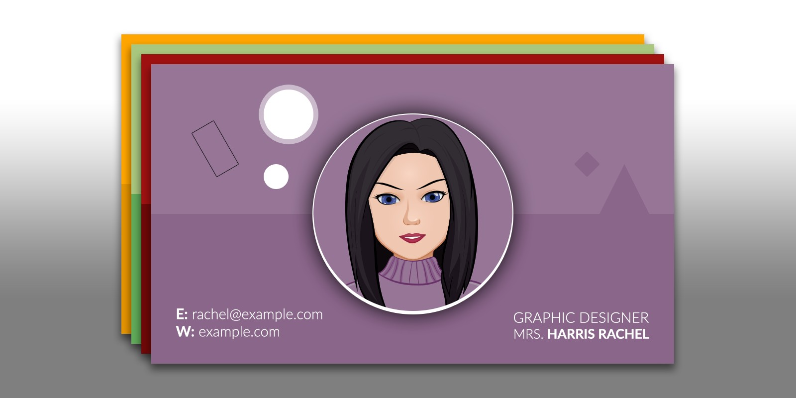 Your professional Business card