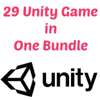 Unity Unlimited Bundle - 29 Unity Games