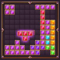 Jewel Block Puzzle 2020 Unity Template