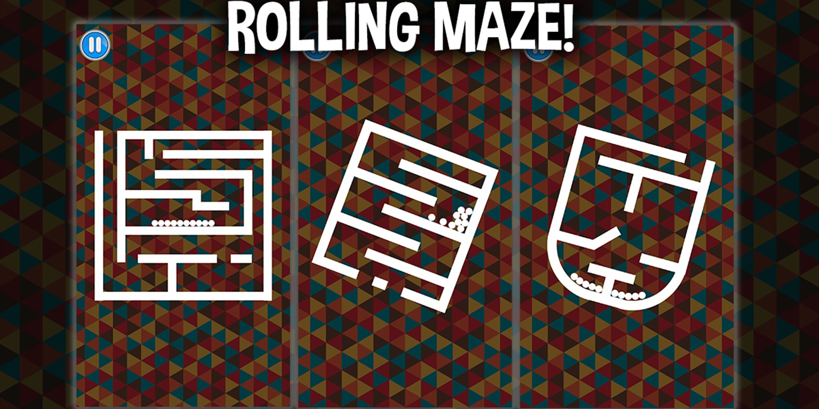 Rolling Maze - Complete Unity Project