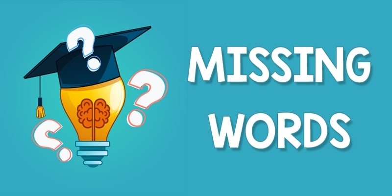 Missing Words - Construct 2 HTML5 Template