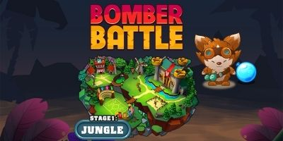 Bomb Battle - Unity Source Code