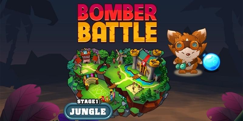 Bomb Battle - Unity Source Code
