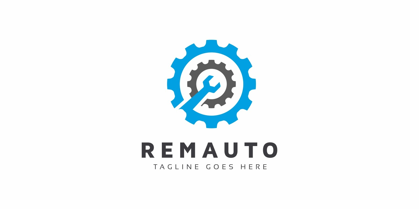 Auto Gear Logo Templates
