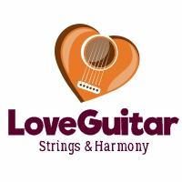 Love Guitar Logo
