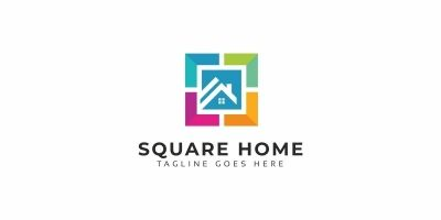 Square Home Logo