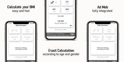 BMI Calculator - React App Template