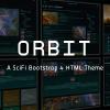 orbit-futuristic-scifi-bootstrap-4-html-theme