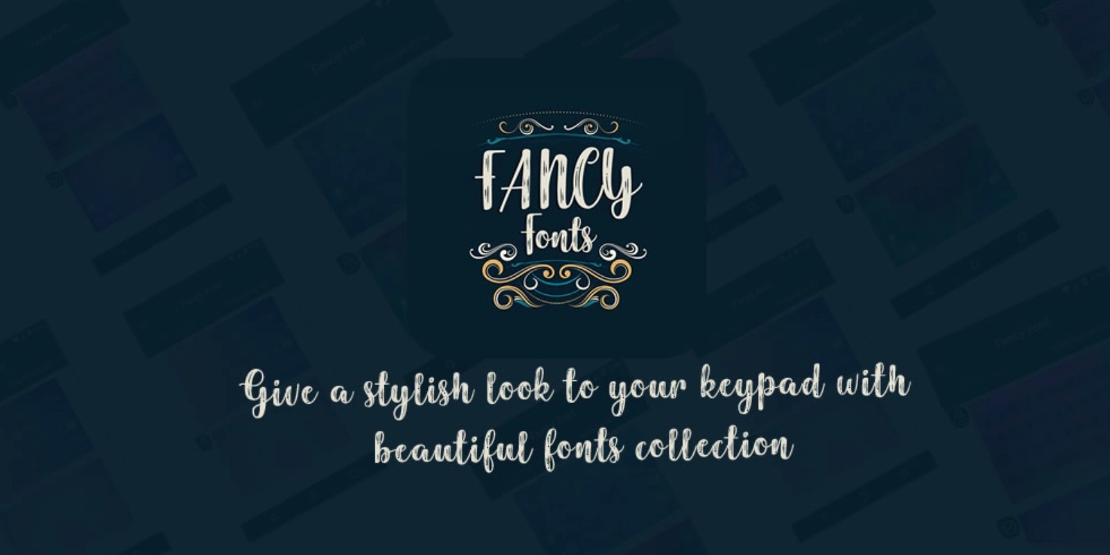 Fancy Stylish Fonts: iOS App Source Code