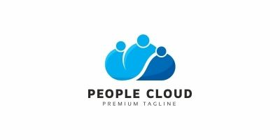People Cloud Logo