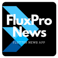 FluxPro News - Flutter Wordpress Blog News App