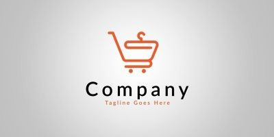 Clothes Shop Logo Template