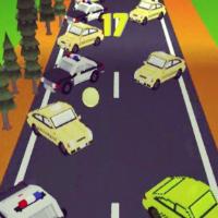 Balls Vs Cop Car Buildbox 3D Template