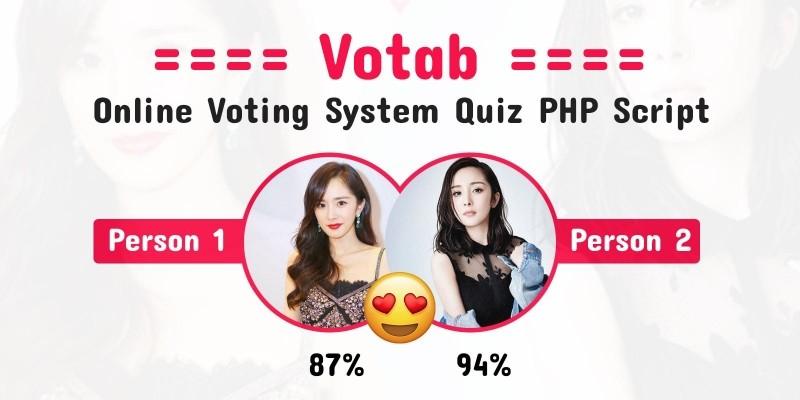 VOTAB - Voting Quiz PHP Script