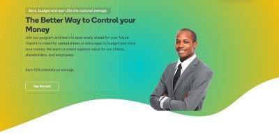Fintech - Financial Solution Platform