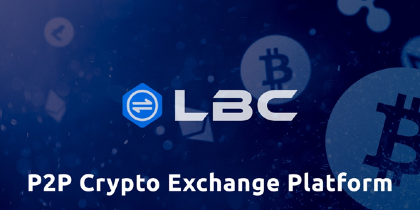 LBC - P2P Crypto Exchange Platform