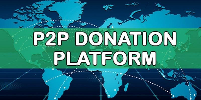 ePonzi - Pair To Pair Donation Platform