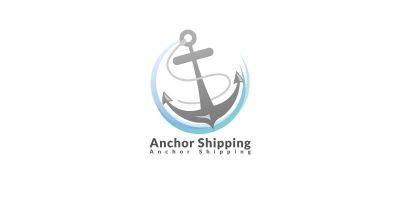 Anchor Shipping Logo