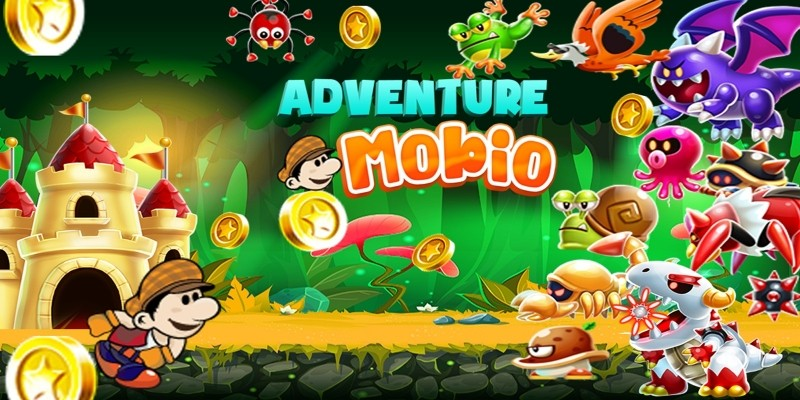 Super Mobios - Unity Platformer with Admob