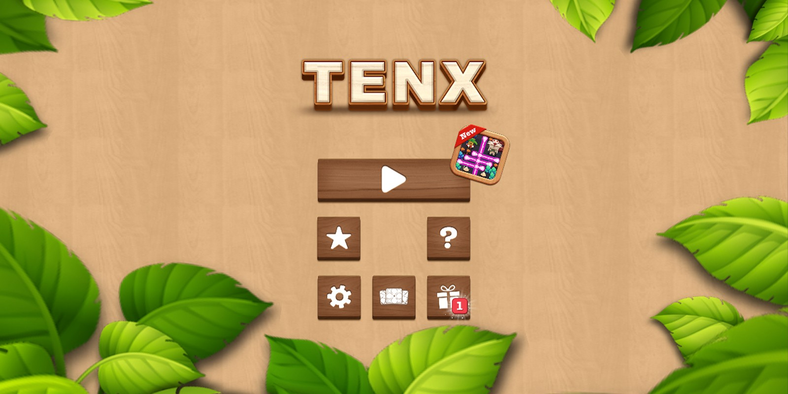 Tenx Puzzle Game - Complete Unitty Project