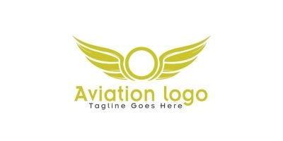 Aviation Logo Design