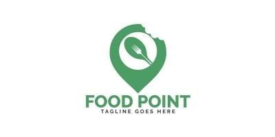 Food Point Logo Design