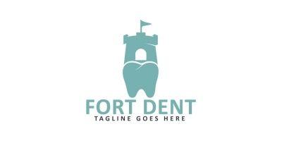 Fort Dental Logo Design