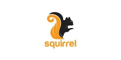 Squirrel Logo Design