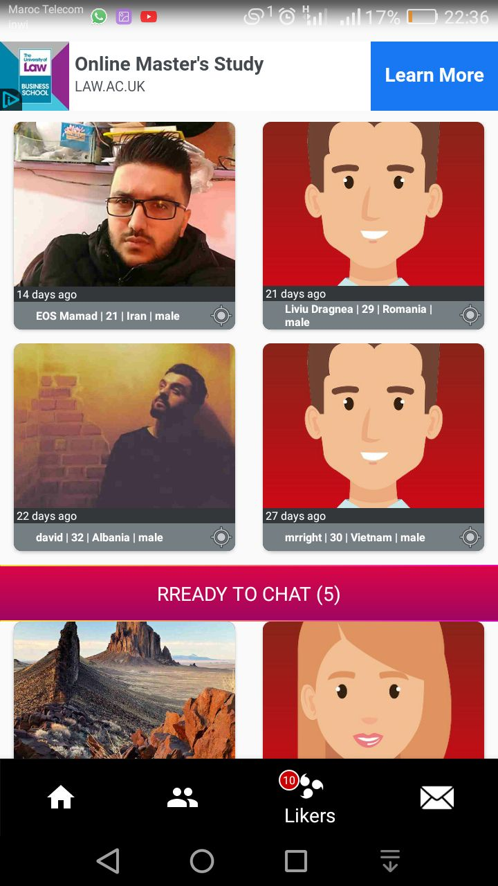 Japanese Pals - Tinder Style Dating App Android by ABDev