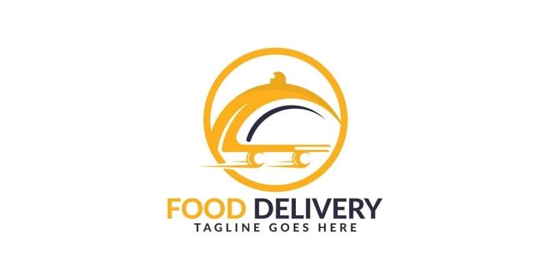 Food Delivery Logo Design