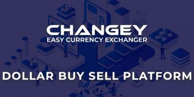 Changey - Online Dollar Buy Sell Platform