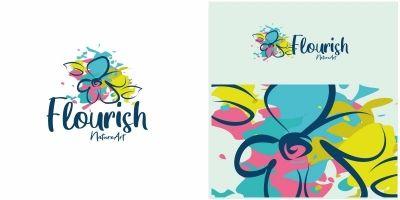 Flourish Logo