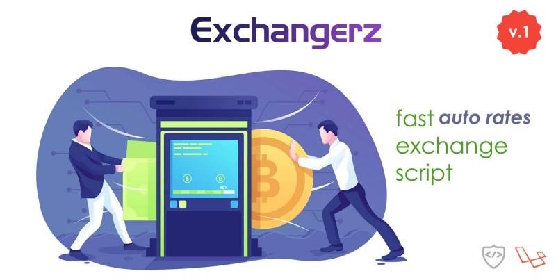 Exchangerz - Currencies AndCryptocurrencies Rate S