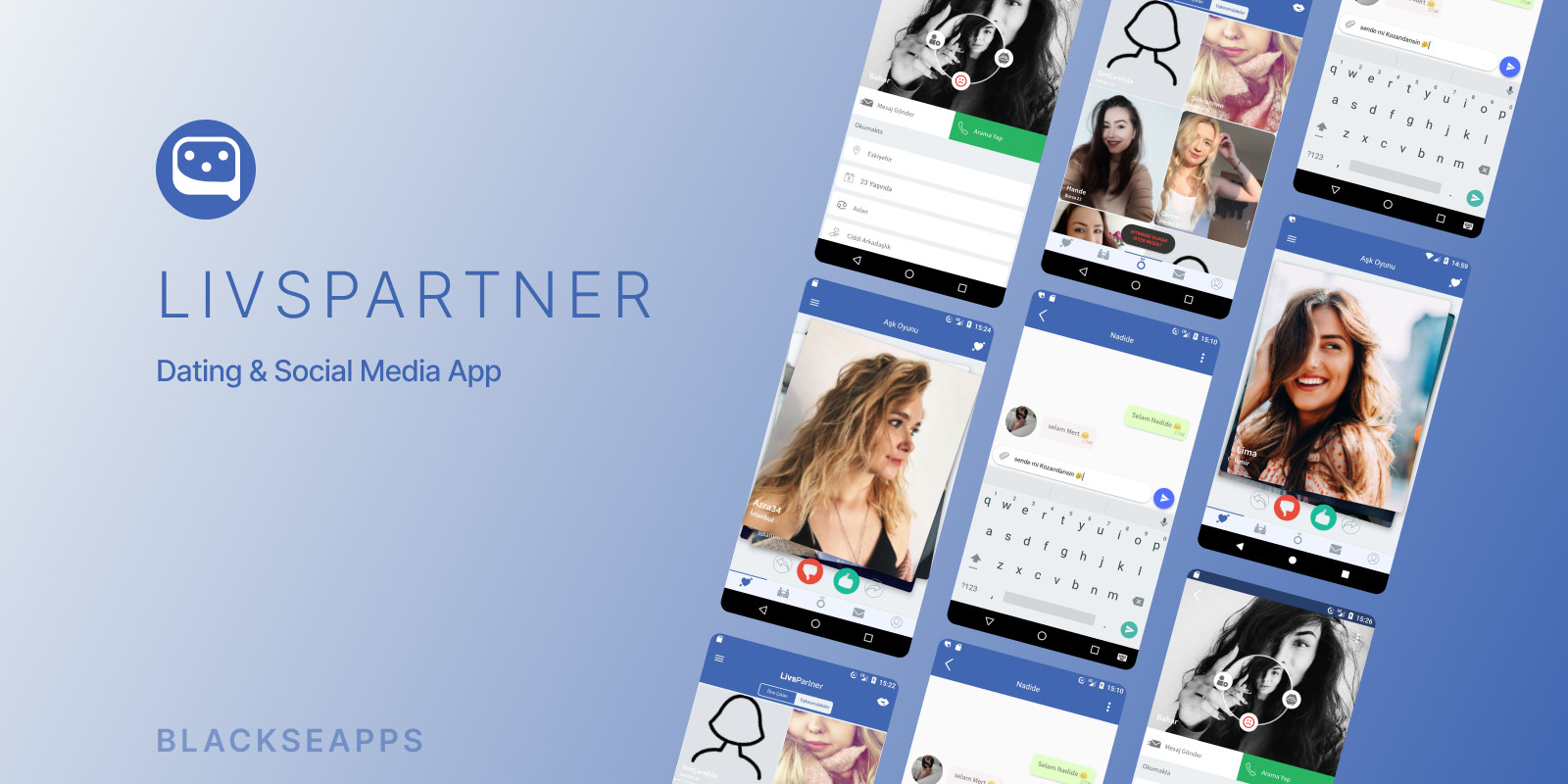 Dating Android App And PHP RESTFull App