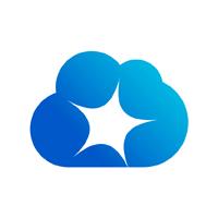 Cloud Star Logo