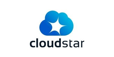 Cloud Star Logo