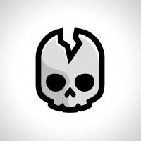 Break Skull Logo