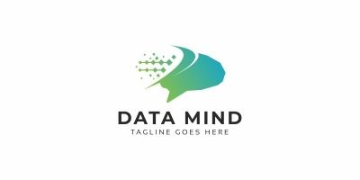 Data Mind Logo