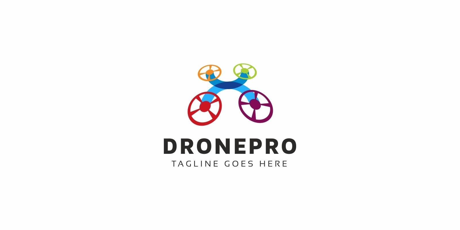 Drone Pro Logo