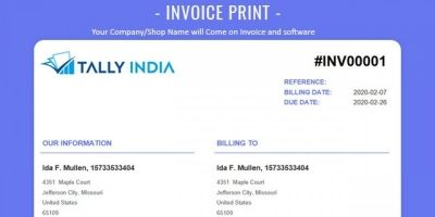 Tally India Saas Accounting And Billing Software