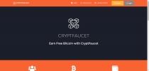 CryptFaucet - Bitcoin Faucet Script Screenshot 1
