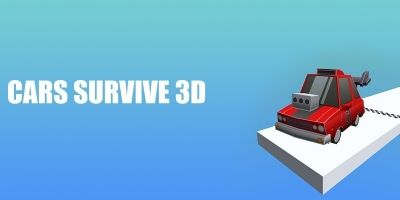 Cars Survive 3D Unity Project