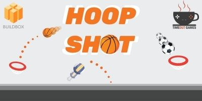 Hoop Shot - Full Buildbox Game