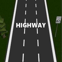 Highway - Buildbox 3 Template