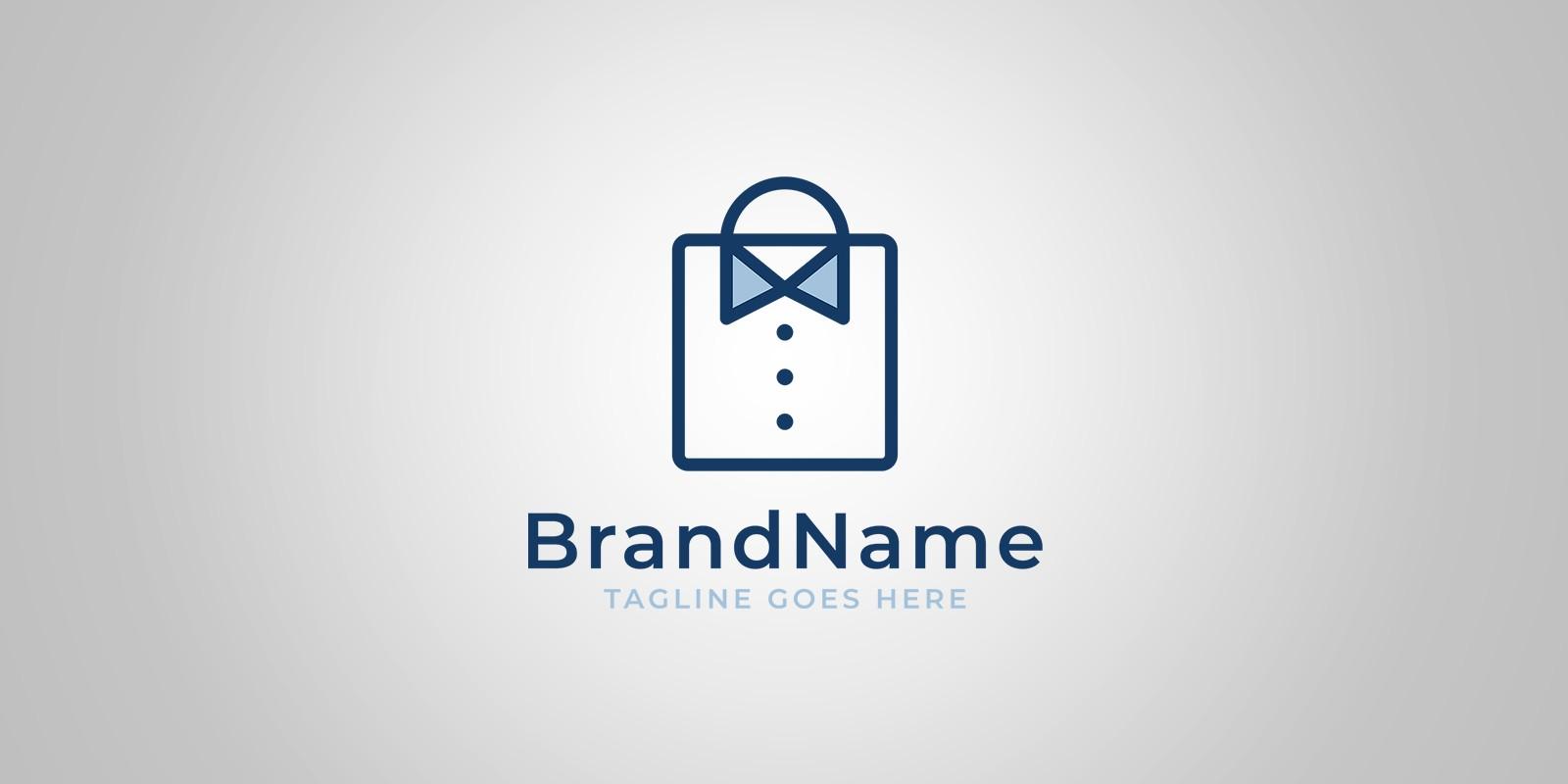 Fashion Shop Logo Template