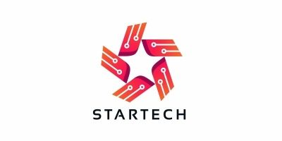 Star Tech Logo