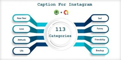 Caption For Instagram Android Source Code