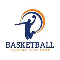 Basketball Logo Design.