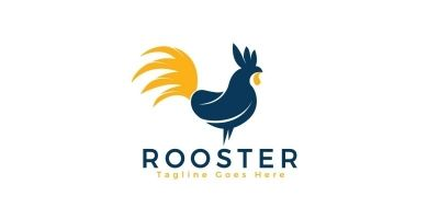 Rooster Logo Design