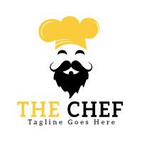 The Chef Logo Design
